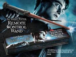 Official ~ Harry Potter Remote Control Wand ~ Cast your Magic on the TV & more! — Product Review