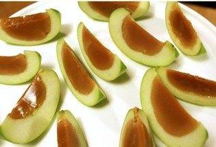Inside Out Caramel Apple Treat Recipe