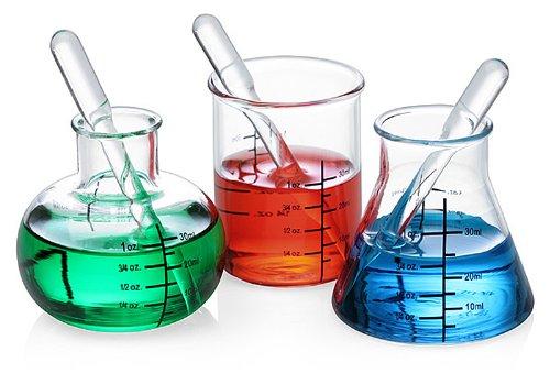 ChemistryShotGlasses