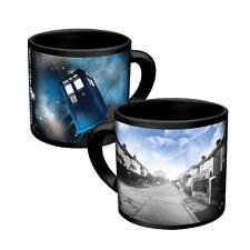 Doctor Who DR142 Disappearing Tardis Coffee Mug