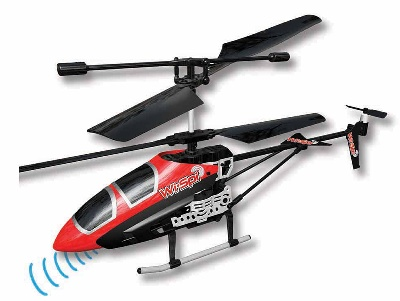 Interactive Toy Concept Wi Spi Helicopter — Product Review