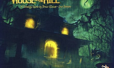Play Betrayal At House On The Hill This Halloween