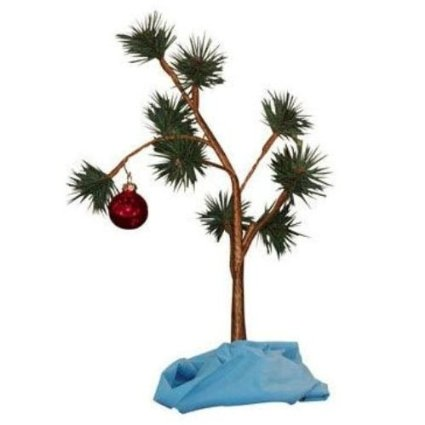 Charlie Brown Christmas Tree Product Review