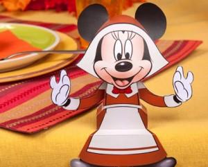 Thanksgiving-Mini Mouse