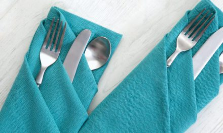 Napkin Folding For Your Next Party