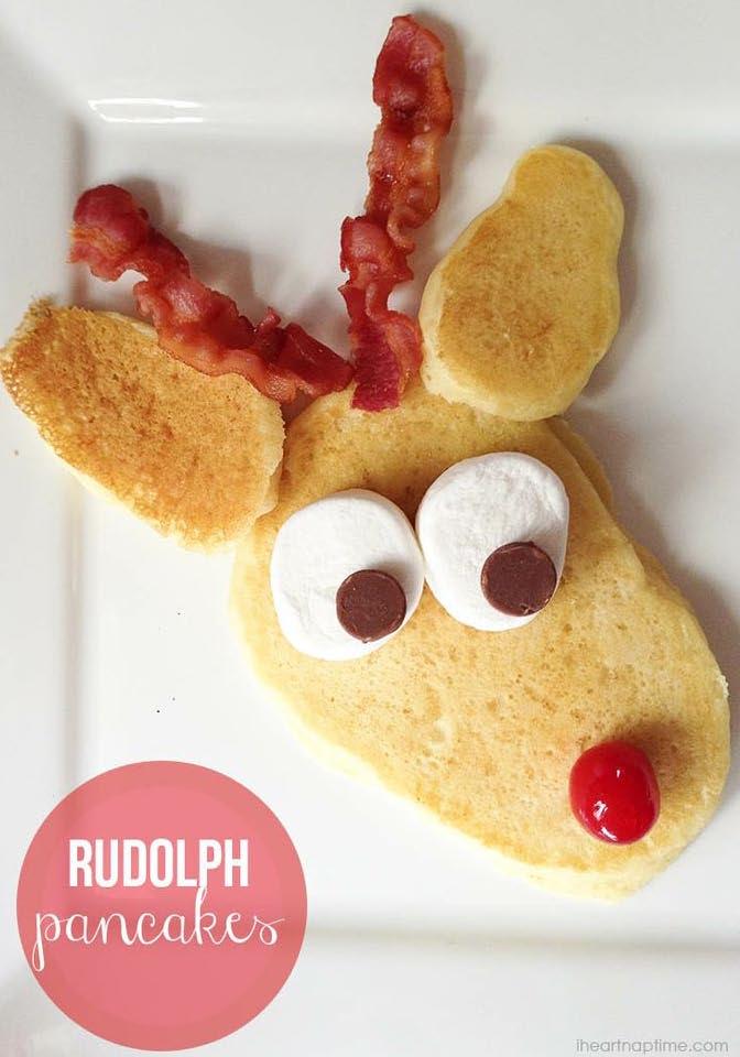 Ruldolph Pancakes Recipe