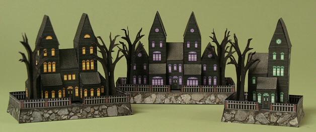 Mini Haunted Houses You Can Make