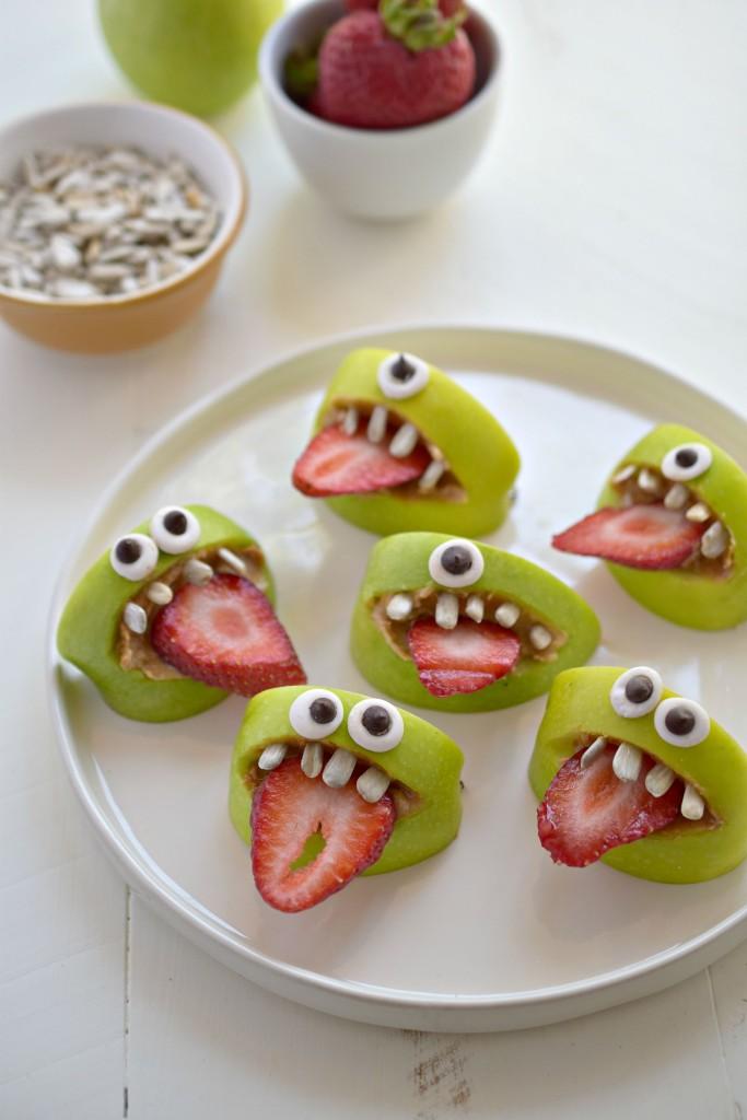 Apple Bites Food Craft Recipe