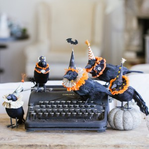 HalloweenTypewritter