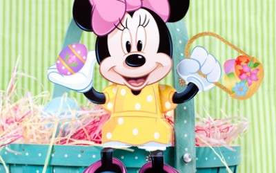 Disney Icon Easter Candy Boxes