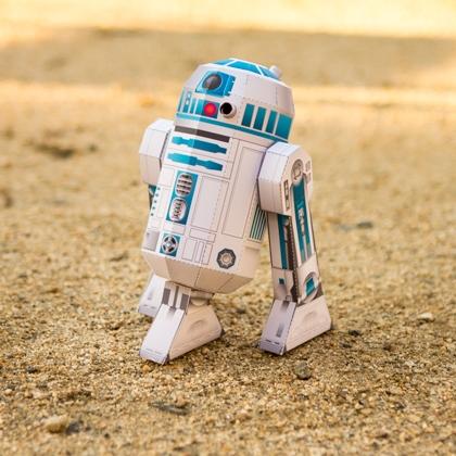 R2-D2 Free Printable