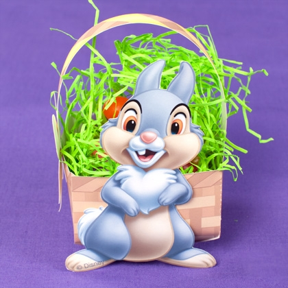 Disney's Thumper Easter Basket