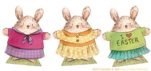 BunnyPaperDolls