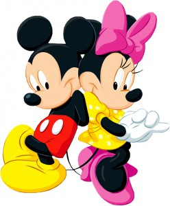 Mickey-MinnieMouse
