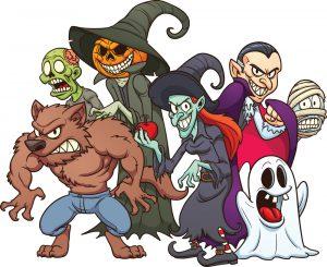 HalloweenMonsters