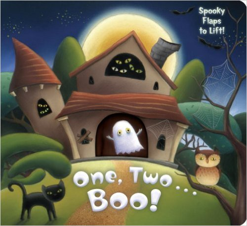 One, Two, Boo Book Review