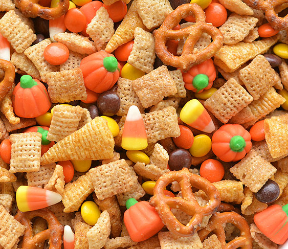 Harvest Chex Mix Recipe