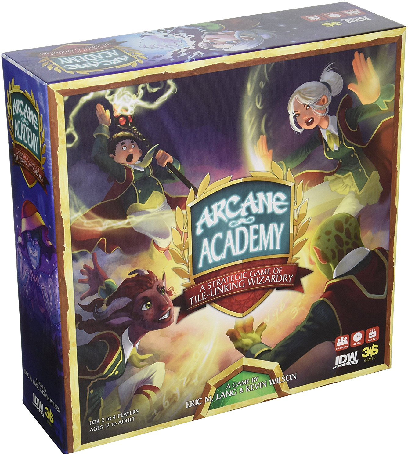 Arcane Academy Game Review