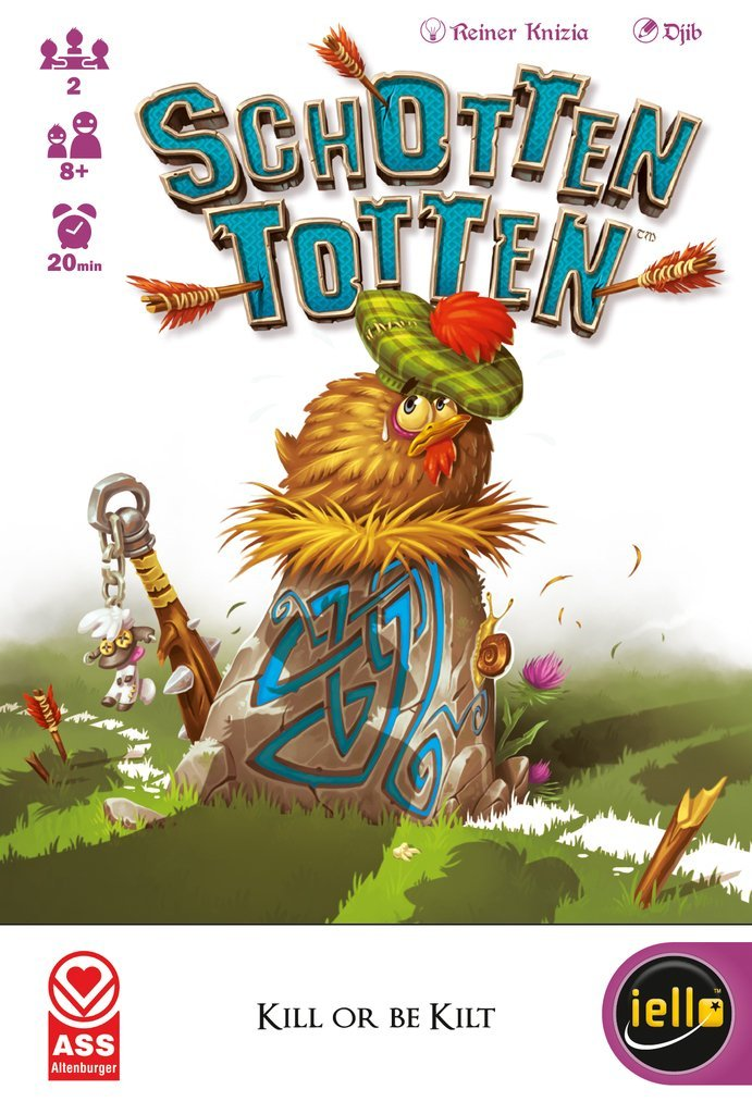 Schotten Totten by IELLO — Game Review