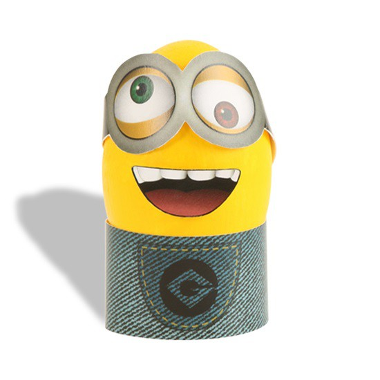 Minion Egg Dress Up For Easter