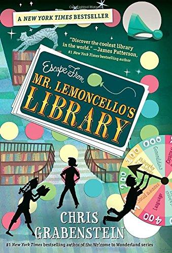 Mr. Lemoncello's Library Series