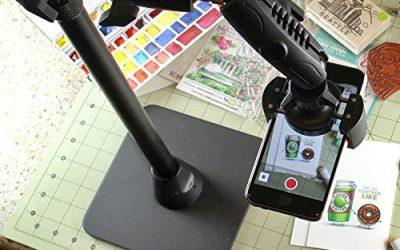 Arkon Kitchen Desk Table Stand For Live Streaming