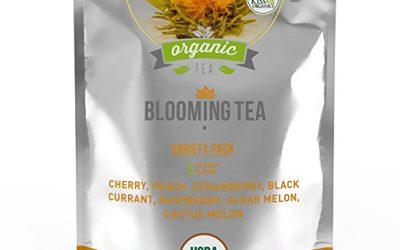 Blooming Tea — Organic