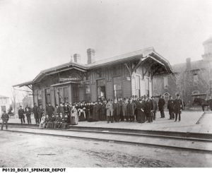 Haunted Old Train Station