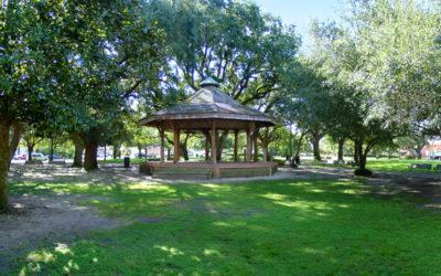 Old Historic Pioneer Park