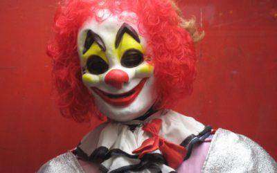 Clowns, Oh Wow Clowns!