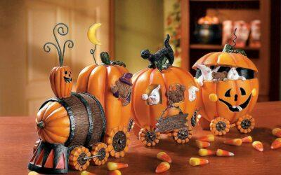 Let's Think Halloween Decor